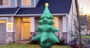 20 FT Inflatable Christmas Tree