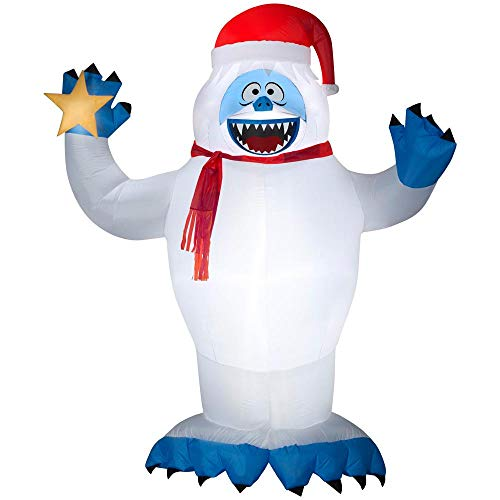 8 Feet Pre-lit Inflatable Bumble